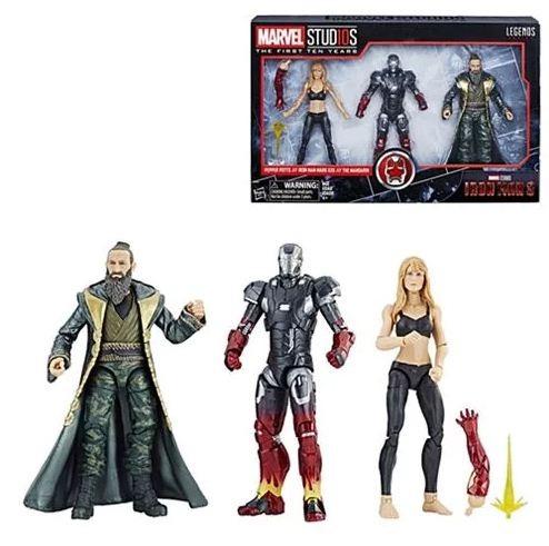 Marvel Legends Cinematic Universe 10th Anniversary Actionfiguren Pepper Potts, Iron Man (Mark XXII)