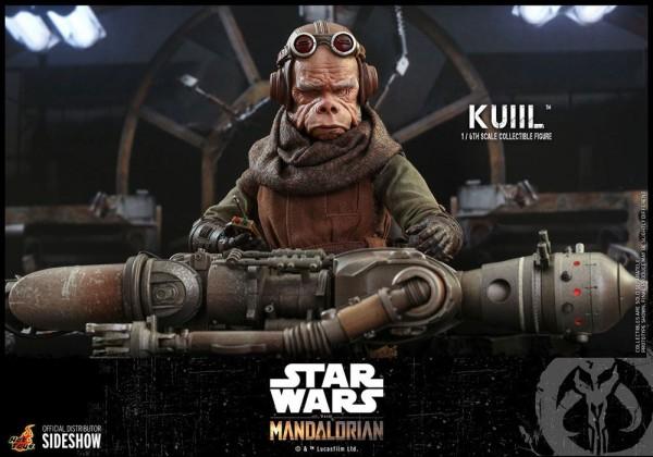 Star Wars The Mandalorian Television Masterpiece Actionfigur 1/6 Kuiil