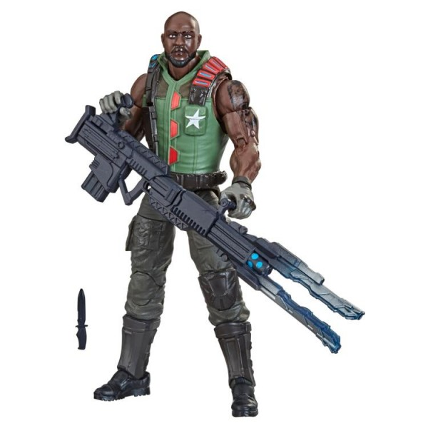 G.I. Joe Classified Series Actionfigur 15 cm Roadblock (Redeco)