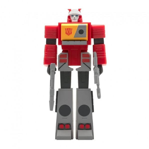 Transformers ReAction Actionfigur Blaster