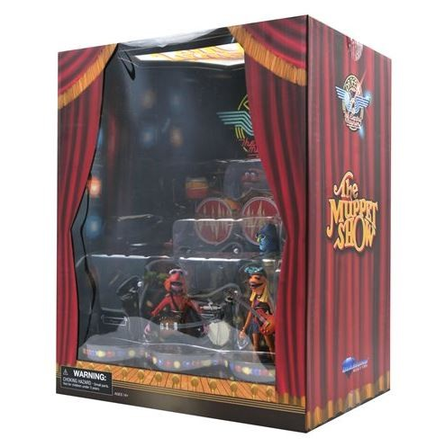 Muppets Deluxe Actionfiguren Electric Mayhem Box-Set (SDCC 2020)