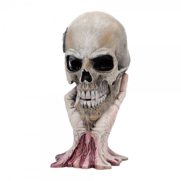 Metallica Statue Sad But True Skull
