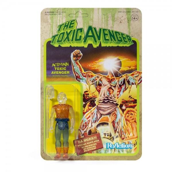 Toxic Avenger ReAction Actionfigur Acid Rain Toxic Avenger