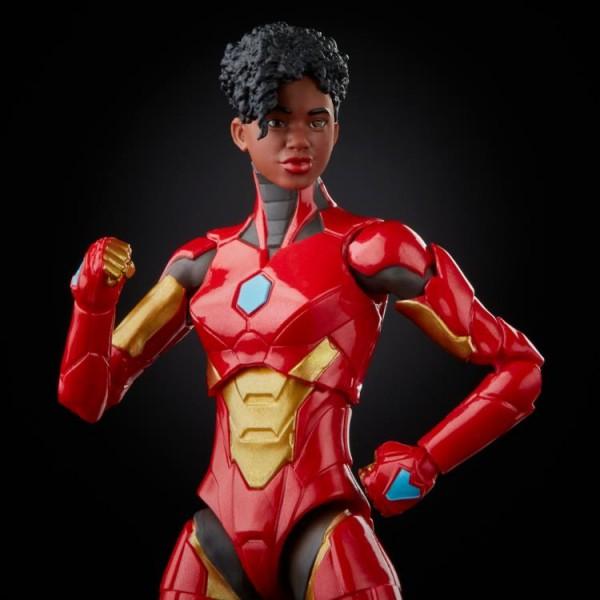 Marvel Legends Comic Actionfigur Ironheart