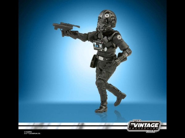 Star Wars Vintage Collection Actionfigur 10 cm Imperial TIE Fighter Pilot