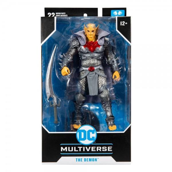 DC Multiverse Actionfigur The Demon (Demon Knights)