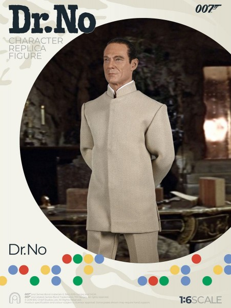 James Bond - 007 jagt Dr. No - Actionfigur 1/6 Dr. No (Limited Edition)