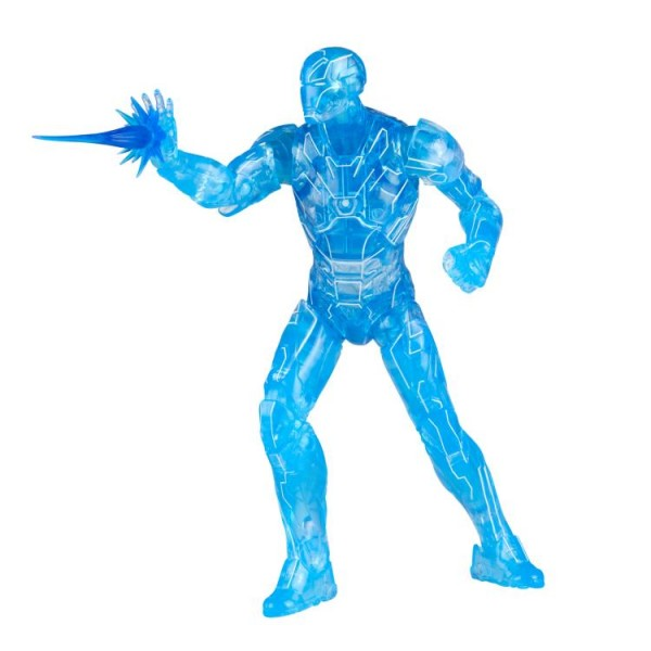 Marvel Legends Comic Actionfigur Hologram Iron Man