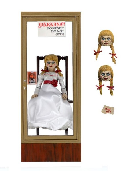 Conjuring Universe Actionfigur Ultimate Annabelle (Annabelle 3)