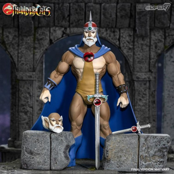 Thundercats Ultimate Actionfiguren-Set Wave 3 (4)