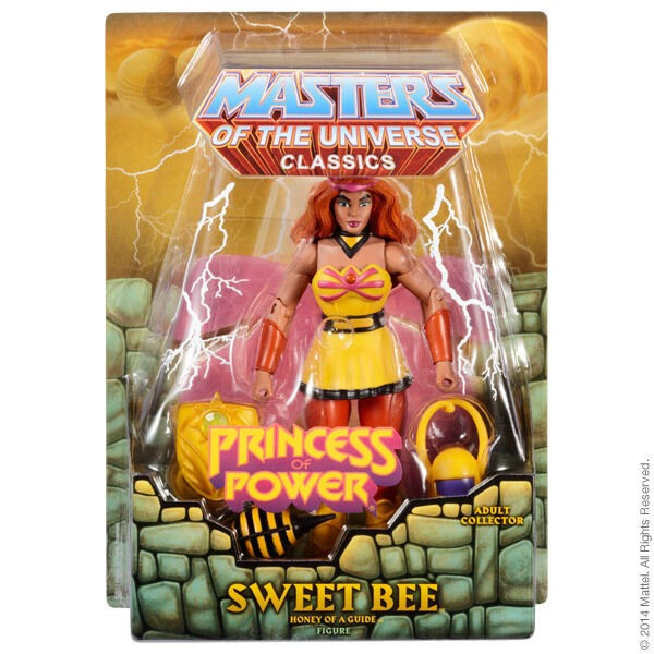 Masters of the Universe Classics Actionfigur Sweet Bee