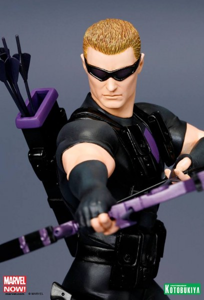 Marvel ARTFX+ Statue Hawkeye (Avengers Now)