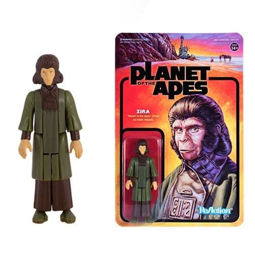 Planet of the Apes ReAction Actionfigur Zira