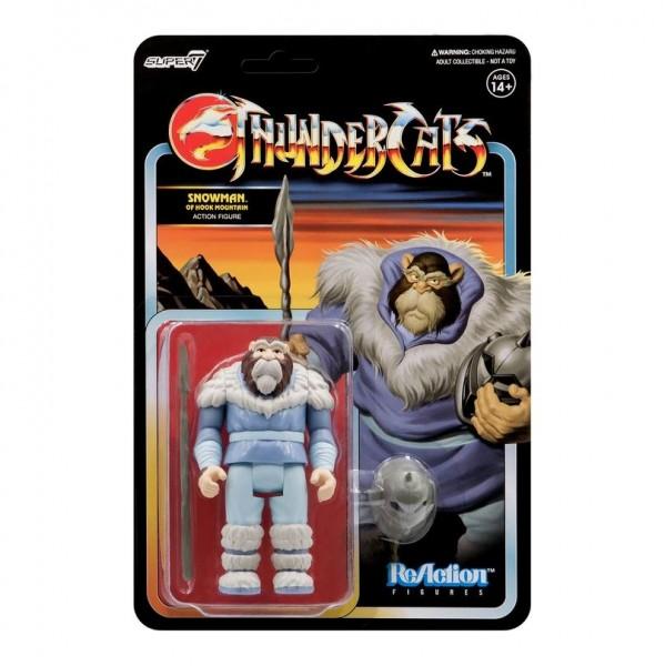 Thundercats ReAction Actionfigur Snowman of Hook Mountain