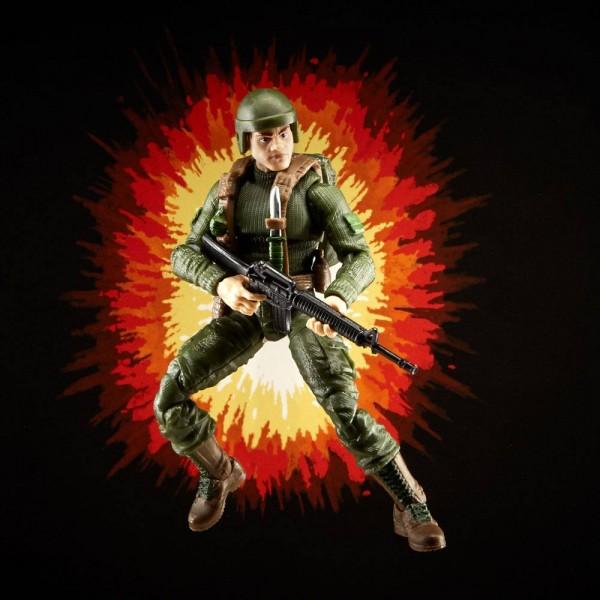 "G.I. Joe Retro Collection Actionfigur Robert ""Grunt"" Graves"