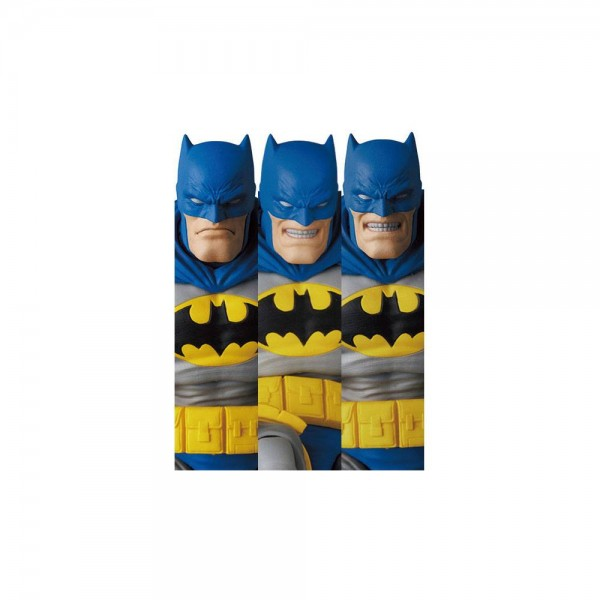 Batman The Dark Knight Returns MAF EX Actionfiguren Batman (Blue Version) & Robin (2-Pack)