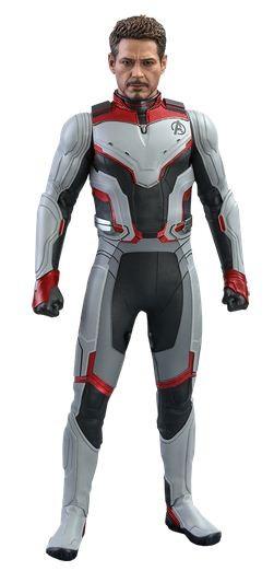 Avengers Endgame Movie Masterpiece Actionfigur 1/6 Tony Stark (Team Suit)
