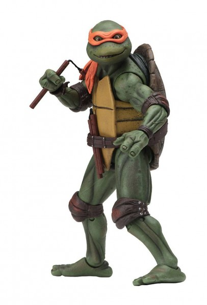 Teenage Mutant Ninja Turtles Actionfigur Michelangelo (1990 Movie)