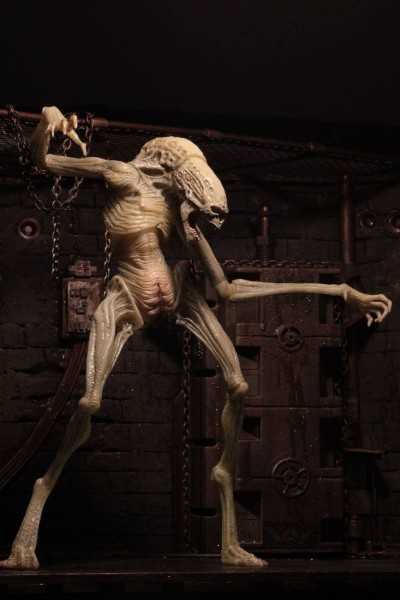 B-Artikel: Alien Resurrection Deluxe Actionfigur Newborn