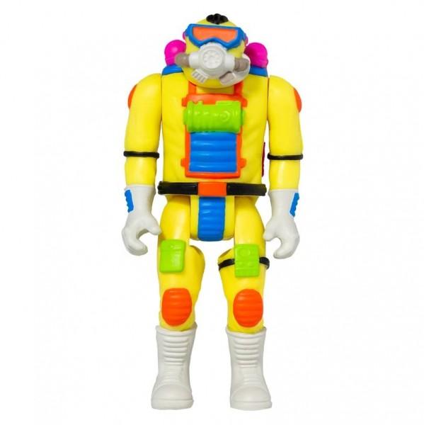 Toxic Crusaders ReAction Actionfigur Radiation Ranger