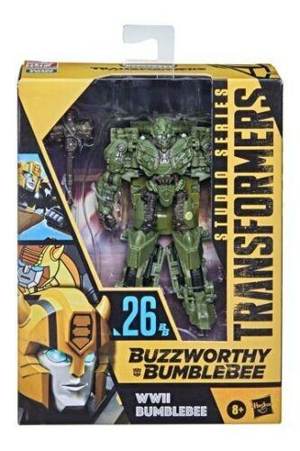 Transformers Studio Series Deluxe WWII Bumblebee (Buzzworthy Bumblebee) #26
