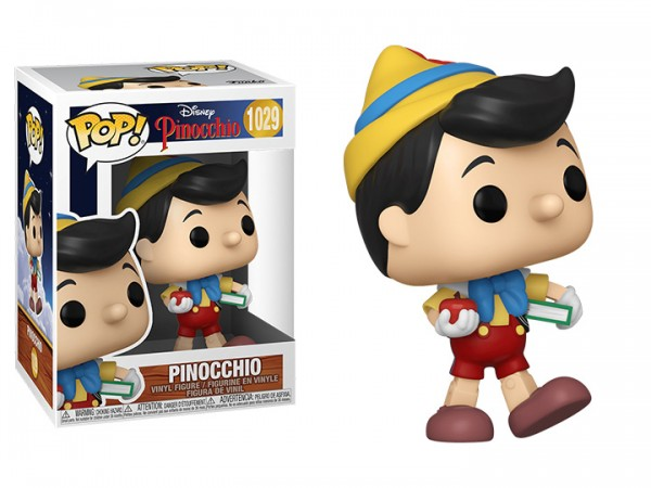 Pinocchio 80th Anniversary Funko Pop! Vinylfigur Pinocchio