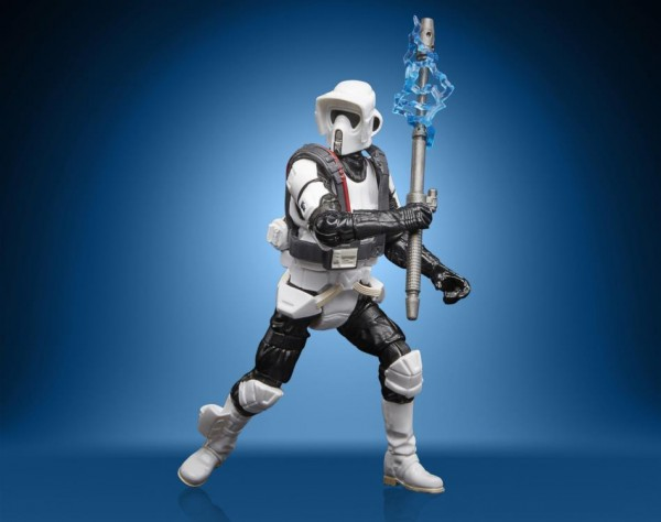 Star Wars Vintage Collection Gaming Greats Actionfigur 10 cm Shock Scout Trooper