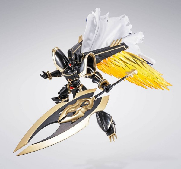 Digital Monster X-evolution S.H. Figuarts Actionfigur Alphamon:Ouryuken (Premium Color Edition)