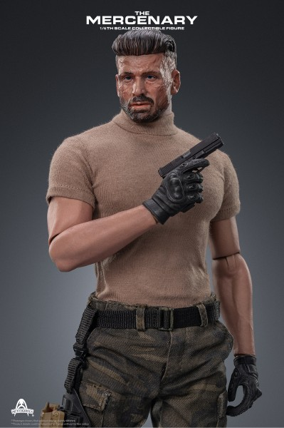 Art Figures 1/6 Actionfigur The Mercenary