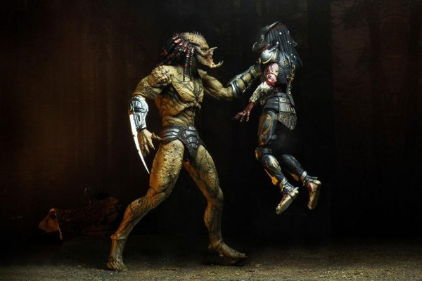 Predator (2018) Actionfigur Ultimate Assassin Predator (unarmored)