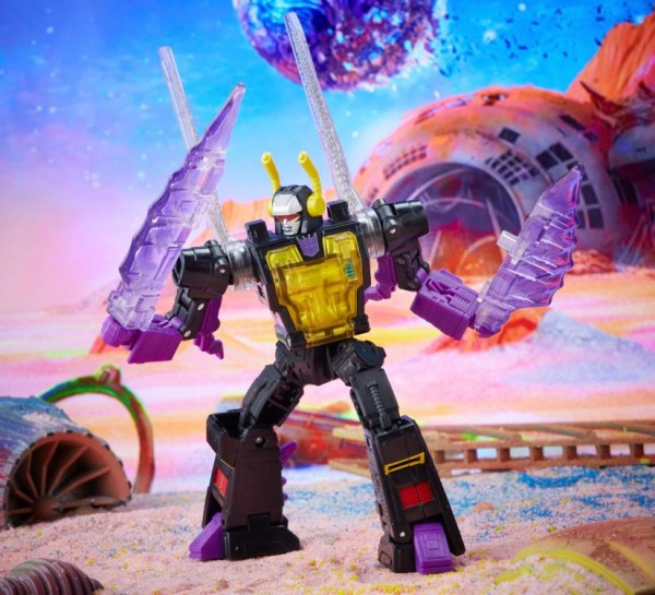 Transformers Generations LEGACY Deluxe Insecticon Kickback