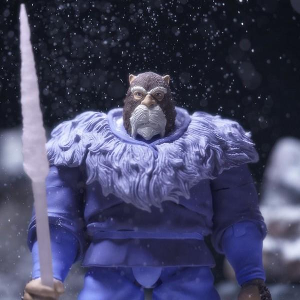 Thundercats Ultimate Actionfigur Snowman of Hook Mountain