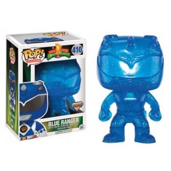 Power Rangers Funko Pop! Vinylfigur Blue Ranger (Morphing) 410 Exclusive