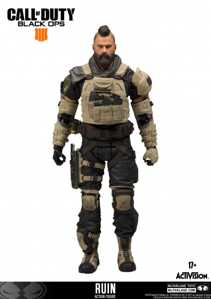 Call of Duty Actionfigur Donnie 'Ruin' Walsh