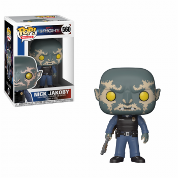 Bright Funko Pop! Vinylfigur Nick Jakoby 560