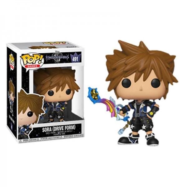 Kingdom Hearts 3 Funko Pop! Vinylfigur Sora (Drive Form) 491 Exclusive