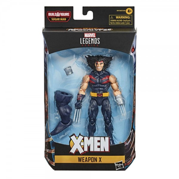 X-Men Marvel Legends Actionfigur Weapon X