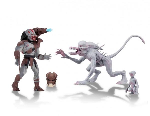 Alien & Predator Classics Actionfiguren-Set Serie 1 (2)