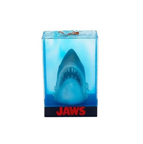 Der Weisse Hai / Jaws 3D Movie Poster Statue