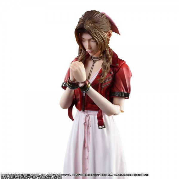 Final Fantasy VII Remake Play Arts Kai Actionfigur Aerith Gainsborough