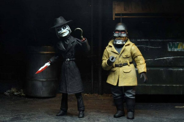 Puppet Master Ultimate Actionfiguren Blade & Torch (2-Pack)