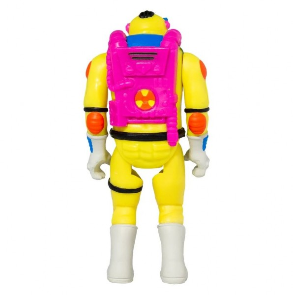 Toxic Crusaders ReAction Actionfigur Radiation Ranger