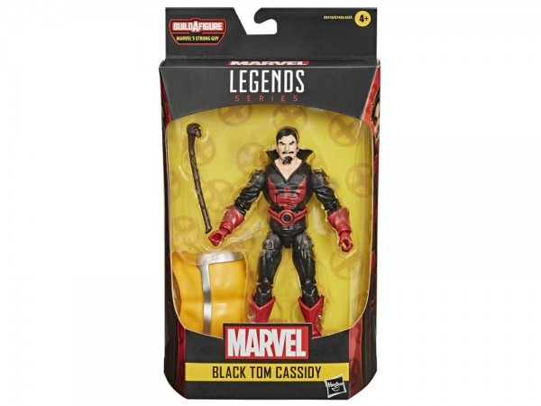Deadpool Marvel Legends Actionfiguren-Set Wave 3 Strong Guy (7)