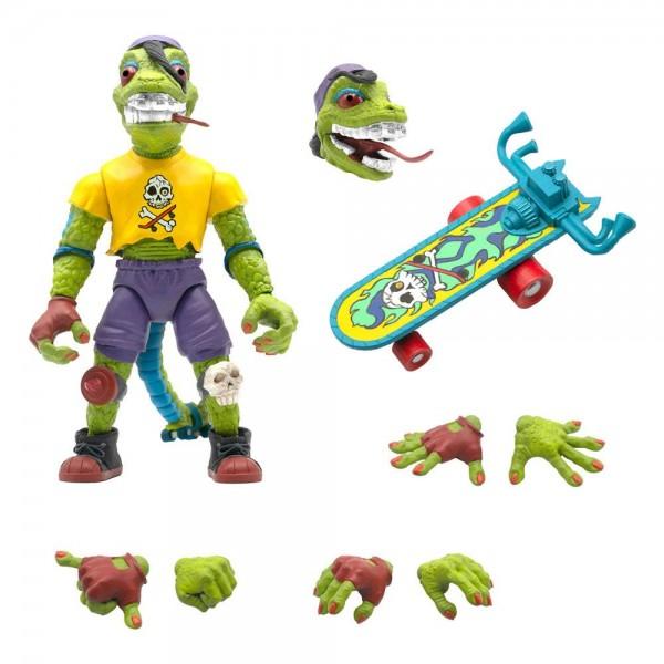 Teenage Mutant Ninja Turtles Ultimates Actionfigur Mondo Gecko
