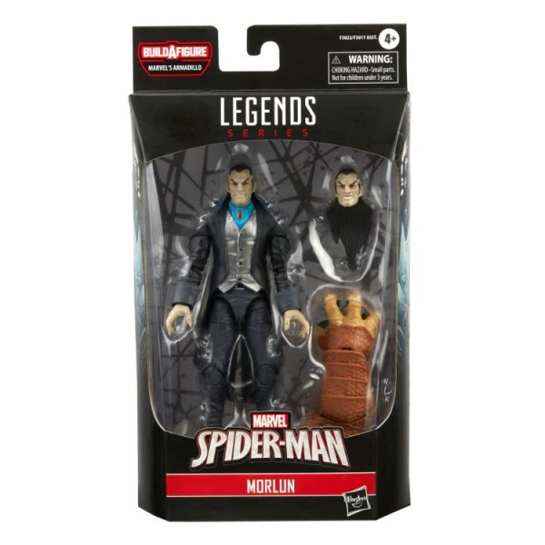 Spider-Man No Way Home Marvel Legends Actionfigur Morlun