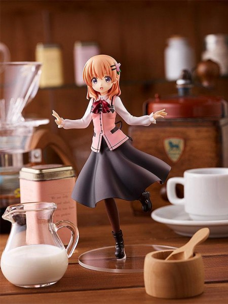 Is the Order a Rabbit? BLOOM Pop Up Parade Statue Cocoa