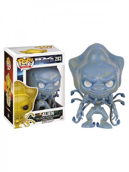 Independence Day Funko Pop! Vinylfigur Alien (White Eyes) 283 Exclusive