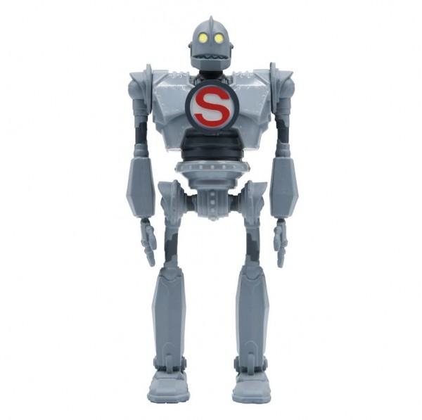 The Iron Giant ReAction Actionfigur Iron Giant (Super)