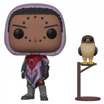Destiny Funko Pop! Vinylfigur Hawthorne (with Hawk)