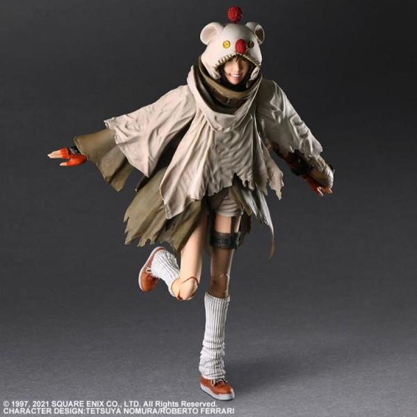 Final Fantasy VII Remake Play Arts Kai Actionfigur Yuffie Kisaragi